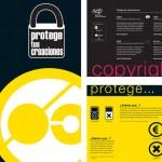 Concepto creativo y diseño díptico | BCD