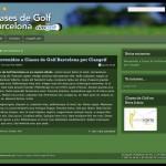 Diseño Blog | www.clasesdegolfbarcelona.com