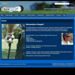 Diseño web | www.clasgolf.com [1]