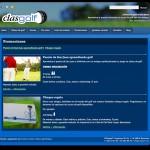 Diseño web | www.clasgolf.com [2]