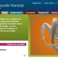 Diseño y desarrollo de web con gestor de contenidos programado específicamente para Fundación Claudio Naranjo. Web autogestionable | www.fundacionclaudionaranjo.com