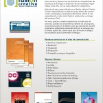 Rediseño Imagen Corporativa | Fusión Creativa - Carpeta self promotion - 2