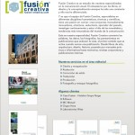 Rediseño Imagen Corporativa | Fusión Creativa - Carpeta self promotion - 3