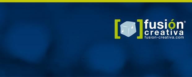 ¡Hemos rediseñado la imagen de Fusión Creativa y estamos de estreno! Diseño de logotipo Aplicación de imagen corporativa – Papelería Self Promotion – Carpeta de servicios