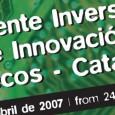 Folletos para La Salle | Puente Inverso de Innovación Versión Marruecos y versión Shanghai.