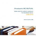 Libro | Prontuario MC MUTUAL 2008 - portada