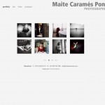 Web autogestionable | Maite Caramés 2