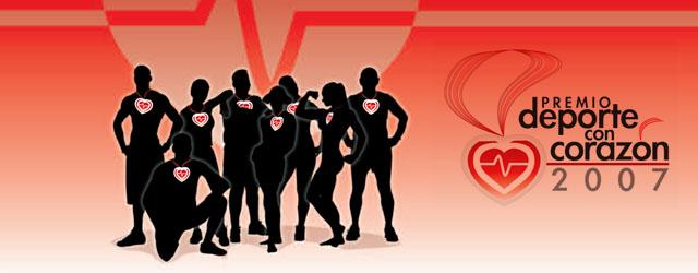 Campaña Premio 'Deporte con Corazón' de Polar