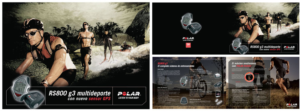 Folleto | Sales folder Polar