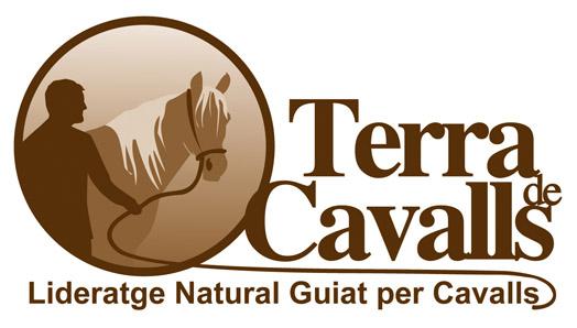 Logotipo | Terra de Cavalls Lideratge Natural Guiat per Cavalls