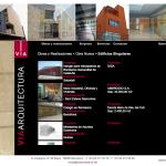 Web autogestionable | Via Arquitectura 3