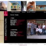 Web autogestionable | Via Arquitectura 2