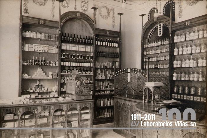 Libro conmemorativo | Laboratorios Viñas