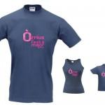 Diseño Camisetas Orrius 2011