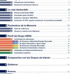 Memoria - Hera 2010 - index