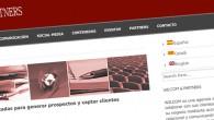 Diseño e implementación de la web de Wilcom & Partners sobre plataforma WordPress Web | www.wilcom.es