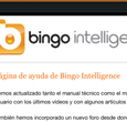 Look and feel del blog de Bingo Intelligence | HTML y CSS http://blog.bingointelligence.com/